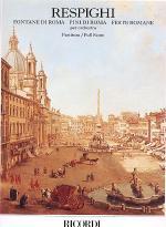 Fontane di Roma, Pini di Roma, Feste Romane Sheet Music