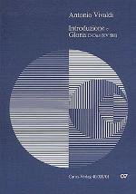 Introduzione e Gloria (Introduction et gloria) Sheet Music