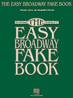 The Easy Broadway Fake Book Sheet Music