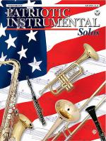 Patriotic Instrument Solos Book/CD - Trombone Sheet Music