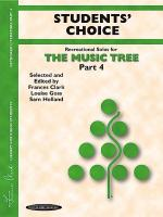 The Music Tree - Part 4 (Student's Choice) Sheet Music