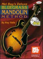 Deluxe Bluegrass Mandolin Method Book/CD Set Sheet Music