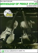 Deluxe Anthology of Fiddle Styles Book/CD Set Sheet Music