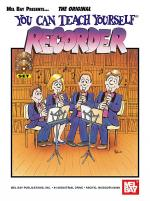 You Can Teach Yourself Recorder Book/CD/DVD Set Sheet Music