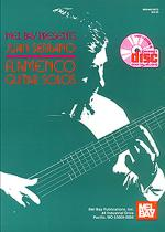 Juan Serrano - Flamenco Guitar Solos Book/CD Set Sheet Music