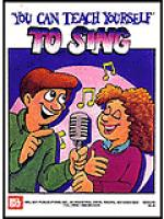 You Can Teach Yourself to Sing Book/CD Set Sheet Music