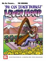 You Can Teach Yourself Lever Harp Book/CD Set Sheet Music