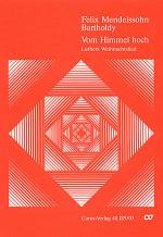 Vom Himmel hoch (From heav'n on high) Sheet Music