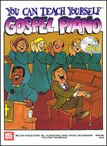 You Can Teach Yourself Gospel Piano Book/CD Set Sheet Music