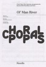 Ol' Man River Choral Pops Sheet Music