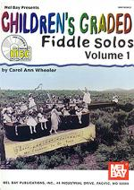 Children's Graded Fiddle Solos Volume 1 Book/CD Set Sheet Music