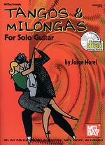 Tangos & Milongas for Solo Guitar Book/CD Set Sheet Music