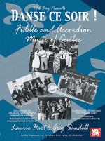 Danse ce soir - Fiddle and Accordion Music of Quebec (Book Only) Sheet Music