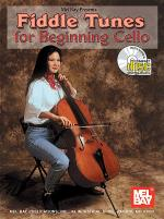 Fiddle Tunes for Beginning Cello Book/CD Set Sheet Music