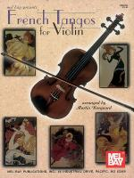 French Tangos for Violin Sheet Music
