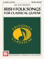 Irish Folk Songs for Classical Guitar Sheet Music