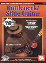 Bottleneck/Slide Guitar Book/3-CD Set Sheet Music