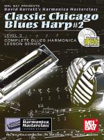 Classic Chicago Blues Harp #2 Book/CD Set Sheet Music