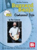 Buzzard Banjo - Clawhammer Style Book/CD Set Sheet Music