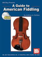 A Guide to American Fiddling Book/CD Set Sheet Music