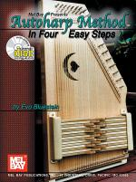 Autoharp Method - In Four Easy Steps Book/CD Set Sheet Music
