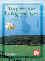 Easy Celtic Solos for Fingerstyle Guitar Book/CD Set Sheet Music