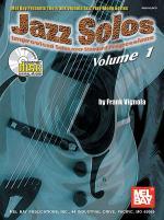 Jazz Solos Volume 1 Book/CD Set Sheet Music
