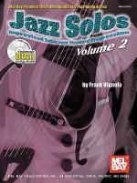 Jazz Solos, Volume 2 Book/CD Set Sheet Music