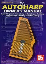 Autoharp Owner's Manual Sheet Music