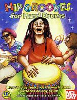 Hip Grooves for Hand Drums Book/CD Set Sheet Music