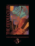 Fiddle Club Collection 3 Piano/Guitar Acc. Sheet Music