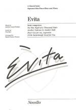 Evita Choral Suite Sheet Music