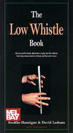 The Low Whistle Book Book/CD Set Sheet Music