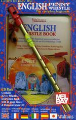Learn to Play the English Penny Whistle Book/CD/Instrument Sheet Music
