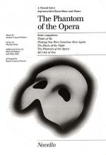 The Phantom Of The Opera Choral Suite Sheet Music