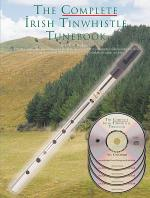 The Complete Irish Tinwhistle Tunebook Sheet Music