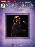 The Best Of Stevie Wonder - Keyboard Signature Licks Sheet Music