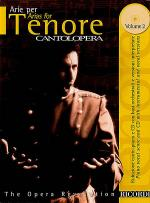 Cantolopera: Arias for Tenor - Volume 2 Sheet Music