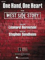One Hand, One Heart - From West Side Story Sheet Music