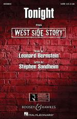 Tonight (from West Side Story) Sheet Music