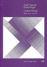 Missa in Es (Mass in E flat major) (Messe en mi bemol majeur) Sheet Music