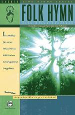 Folk Hymn Sing-Along Songbook Sheet Music