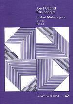Stabat Mater in g (Stabat Mater in G minor) (Stabat Mater en sol mineur) Sheet Music
