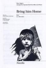 Bring Him Home Show Singles Sheet Music