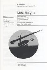 Claude-Michel Schönberg/Alain Boublil: Miss Saigon - Choral Suite Sheet Music