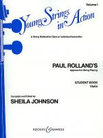 Young Strings in Action Sheet Music