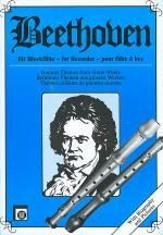 Beethoven for Recorder Sheet Music