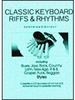 Classic Keyboard Riffs & Rhythms Sheet Music