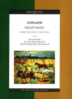 Copland - Ballet Suites Sheet Music