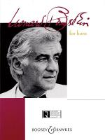 Bernstein for Horn Sheet Music